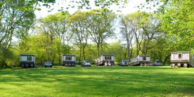 North Devon - Standard 2 Bedroom Holiday Caravans